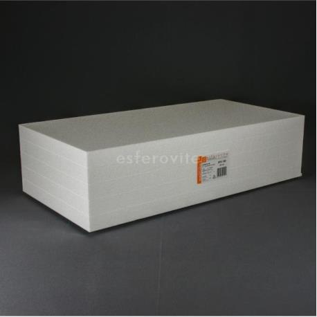 Placa c/1000x500mm (EPS60) espessuras 10 a 50mm