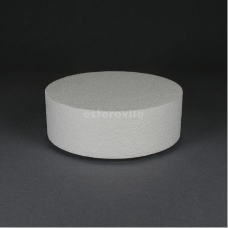 Cilindro Esferovite c/Ø300x100mm (vendido em conj. 20un)
