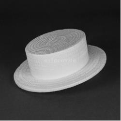 Chapéu em Esferovite moldado