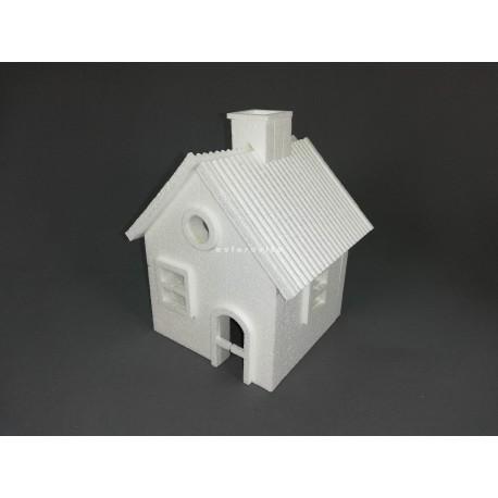 Casa Decorativa Esferovite c/ 250x200x200mm