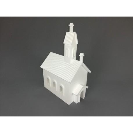 Igreja Decorativa c/ 450x300x200mm