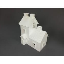 Casa Decorativa Grande Esferovite c/ 480x440x300mm