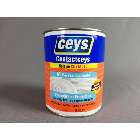 Cola contato CEYS para Esferovite 1 Litro
