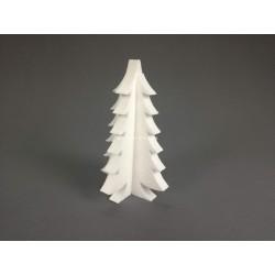 Pinheiro de Natal em Esferovite com 240x150mm