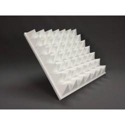 Painel Decorativo c/600x600x105mm (Piramides)